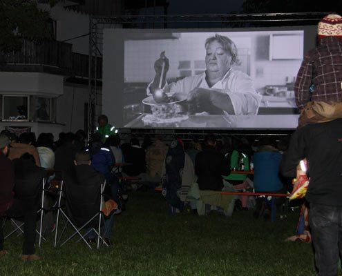 Filme unterm Sternenhimmel